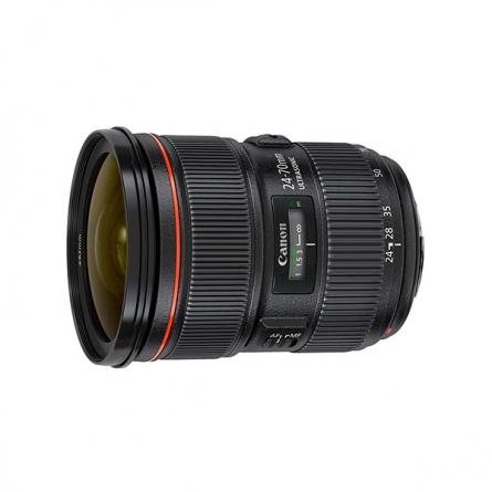 产地日本 进口佳能(Canon) EF 24-70mm f/2.8L II  标准变焦镜头