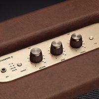 【直播好价】马歇尔(Marshall)摇滚重低音智能蓝牙音箱STANMORE II VOICE (棕色)