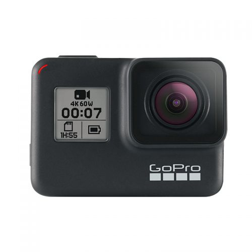 GoPro 便携式运动摄像机 HERO7 BLACK(黑色)【特价商品,非质量问题不退不换,售完即止】【清仓折扣】