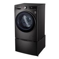 【满额换购】LG 13.2KG 双擎分类洗 带烘干滚筒洗衣机 FQ13BVW(耀岩黑)