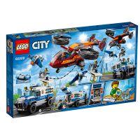 乐高(LEGO)空中特警钻石大劫案6岁+儿童玩具 60209