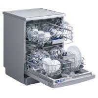 西门子(SIEMENS)12套大容量 独嵌两用 全自动洗碗机 SJ256I16JC(银色)