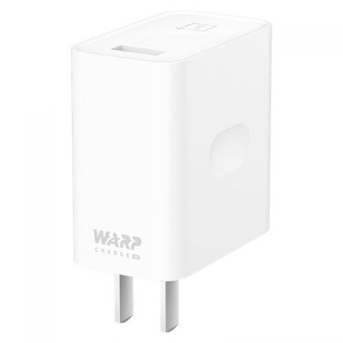 一加 Warp闪充30电源适配器WC0506A1HK(白色)