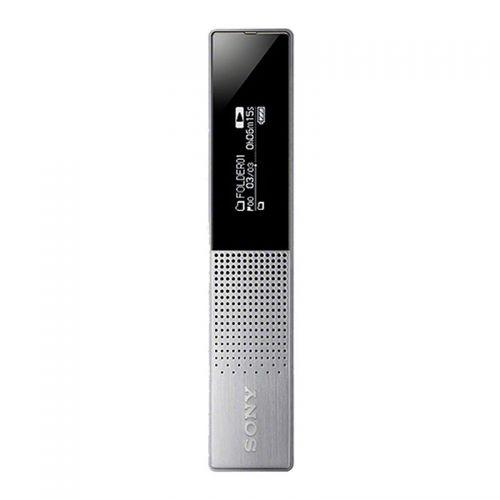 索尼(SONY)数码录音笔智能降噪微型便携商务会议录音笔ICD-TX650SC3CN(银色)【特价商品,非质量问题不退不换,售完即止】【清仓折扣】