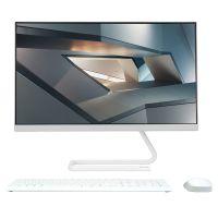 联想(Lenovo)AIO 520C 23.8英寸台式电脑一体机(i5-8400T 8G 256GB+1TB R530)白色