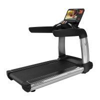 产地 美国 进口力健(LifeFitness)SE3 HD高清智能屏幕高端跑步机 PCST(银灰色)【厂家送货上门安装】