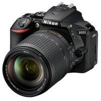 产地泰国 进口尼康(Nikon) 数码单反相机 套机D5600(18-140 VR KIT )