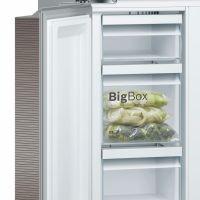 博世(BOSCH) 469L变频风冷无霜二级能效中字门五门冰箱 KFN86A246C(浅咖棕)