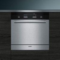 产地西班牙 进口西门子 (SIEMENS)洁净系列洗碗机SC73M613TI