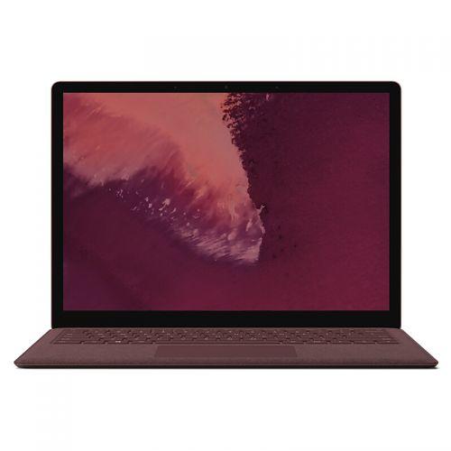 微软(Microsoft)Laptop 2 13.5英寸轻薄笔记本电脑(i5-8250U 8G 256GB 触控屏)深酒红 LQN-00059