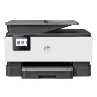 惠普(HP)彩色喷墨无线多功能一体机 打印复印扫描传真四合一 9010-3UK97D(白色)