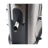 美的(Midea)渣汁分离全自动果汁机 榨汁机 JE40D11(银黑色)【特价商品,非质量问题不退不换,售完即止】【清仓折扣】