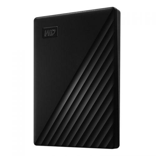 西部数据(WD)2.5英寸 2TB USB3.0移动硬盘My Passport随行版 WDBYVG0020BBK (黑色)