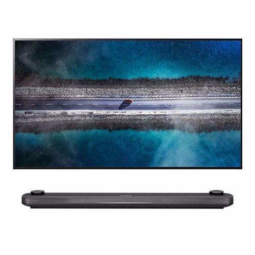 LG 65英寸 AI音/画芯片α9 Gen2 杜比全景声 OLED壁纸电视 OLED65W9PCA(黑色)