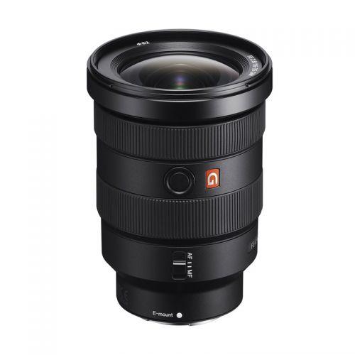 索尼(SONY)广角变焦全画幅G大师级镜头 SEL1635GM(黑色)