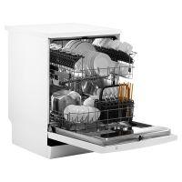 产地德国 进口AEG 13套大容量 独嵌两用洗碗机 FFB41600ZW(白色)