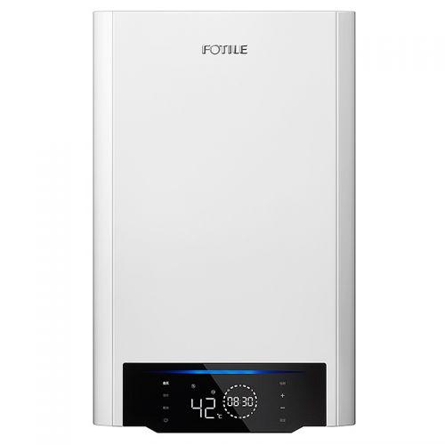 方太(FOTILE)天然气强制排气式热水器 JSQ31-X1601-12T(白色)