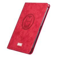 优加 iPad Pro 11英寸 漫威钢铁侠智能休眠保护套(红色)