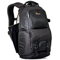 乐摄宝(Lowepro)风行双肩摄影包 Fastpack BP 150 II AW(黑色)