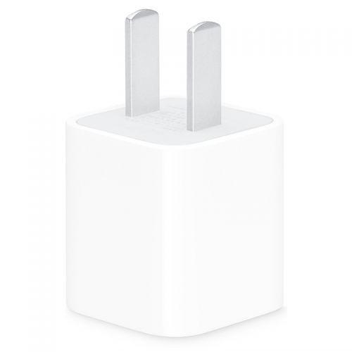 Apple 5W  USB 充电器/电源适配器 MD814CH/A