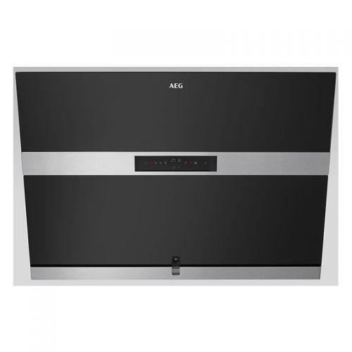 AEG 一级能效 烟灶联动 变频电机侧吸式油烟机 DVB9990M