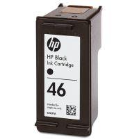 产地马来西亚 进口惠普(HP)黑色墨盒46(CZ637AA)(适用2020HC/2520HC/2029)