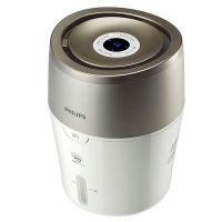 飞利浦(Philips)加湿器  上加水  静音办公室卧室家用加湿 HU4803/00(牡蛎金属色)