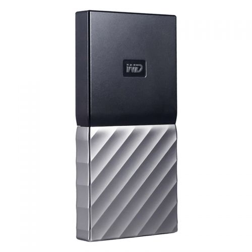 西部数据(WD) 2.5英寸2TB固态移动硬盘 高速传输硬盘 WDBKVX0020PSL(黑色)