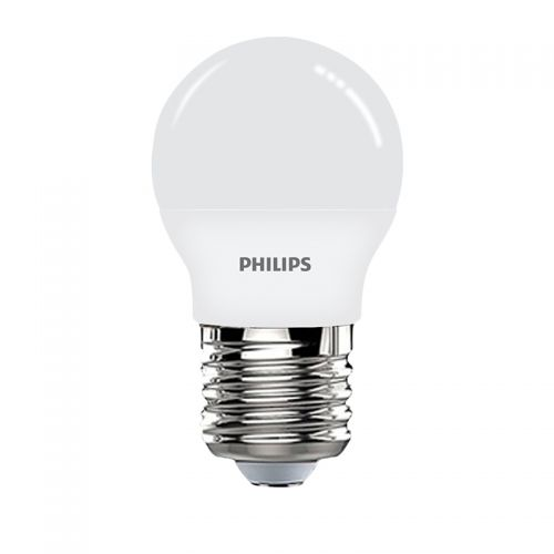 飞利浦(PHILIPS)LED小球泡5W E27 (白光)