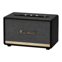 马歇尔(Marshall)Acton II 摇滚重低音无线蓝牙音箱(黑色)