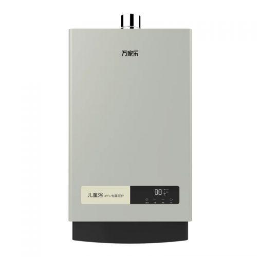 万家乐 10L燃气热水器 JSG20-10K3S(天然气/平衡式/钛金灰)