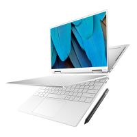 戴尔(Dell)XPS  13.3英寸二合一笔记本电脑(I7-1065G7 16G 512G PCIe固态 集显)银色