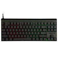 樱桃(CHERRY) MX Board 8.0RGB 红轴键盘 背光游戏机械键盘 G803888HYAEU-2(黑色)