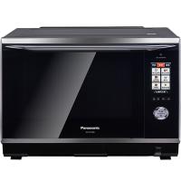 【淘汰下架】松下(Panasonic)30升 变频微波炉 双层微蒸烤箱一体机 NN-CS1000 (黑色)