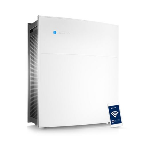 布鲁雅尔(Blueair) 除甲醛 智能空气净化器 480iF(白色)