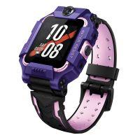 小天才电话手表Z6 防水GPS定位智能儿童手表 W1818AC(幻紫色)