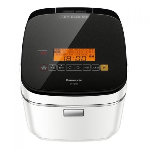 松下(Panasonic)5升IH电饭煲SR-HQ183(黑色)