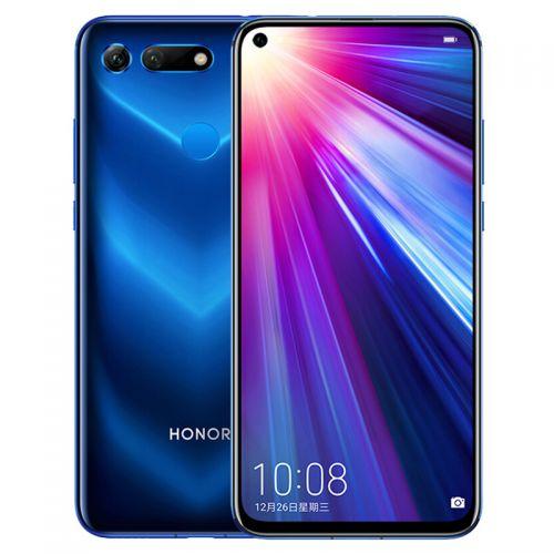 荣耀(Honor)荣耀V20 8+256G全网通MOSCHINO联名版 麒麟980芯片魅眼全视屏4800万深感相机 双4G 游戏手机PCT-AL10(幻影蓝)