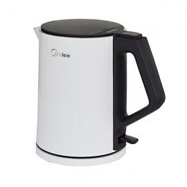 美的(Midea)1.5升电水壶 HJ1508a(白色)