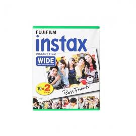 产地日本 进口富士Fujifilm  拍立得相片纸胶片instax200 (双色)