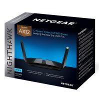 网件(NETGEAR) AX11000万兆5G无线路由器RAX200 (黑色)