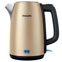 飞利浦( Philips)1.7L 可保温电水壶 HD9356/98(香槟金色)