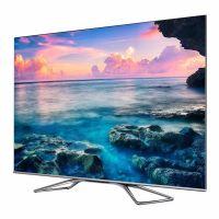 海信(Hisense)75英寸 高清智能全面屏电视 HZ75U7E(极地银)