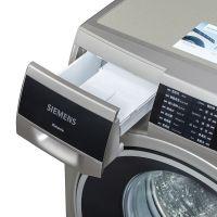 西门子(SIEMENS)9公斤 滚筒洗衣机 WM14U6690W(流沙金)