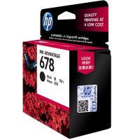 产地马来西亚 进口惠普(HP)黑色墨盒678 (CZ107AA)
