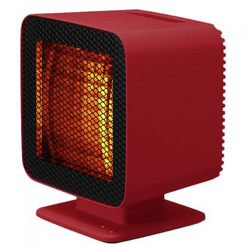 正负零(±0)蜂巢取暖器XHS-Z310(R)(复古红)
