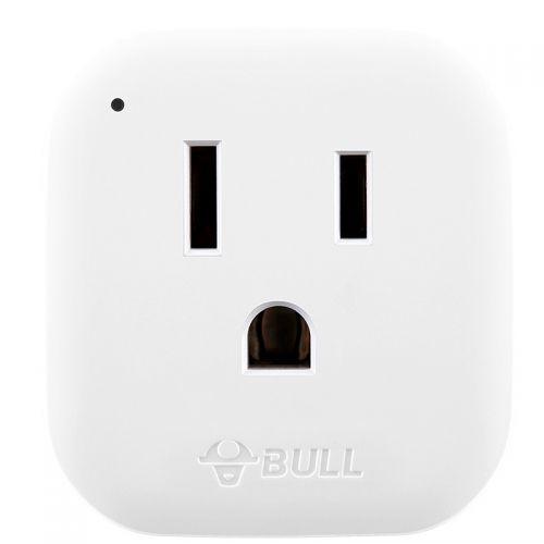 公牛(BULL)国标转美标电源转换器 GN-L01CA(白色)