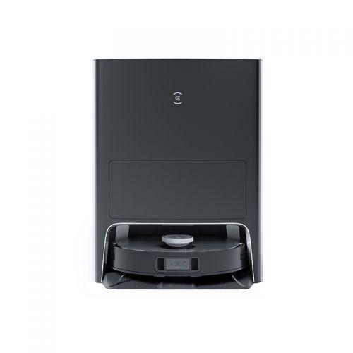 科沃斯(ECOVACS)自动集尘清洗热烘干拖布除菌扫拖一体机器人X1 OMNI 全能版(黑+银色)