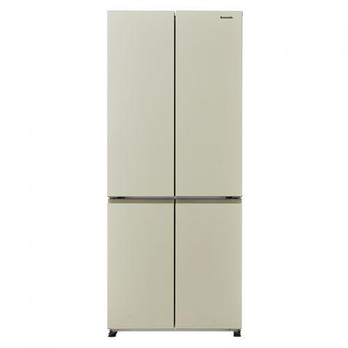 松下(Panasonic)510升 十字门风冷冰箱NR-D521CP-T(格调棕)