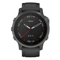 佳明(GARMIN)Fenix6S Pro 蓝宝石镜面手表 音乐支付户外腕表(黑色)